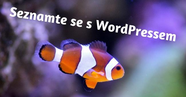 Seznamte se s WordPressem