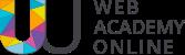 Web academy online - logo